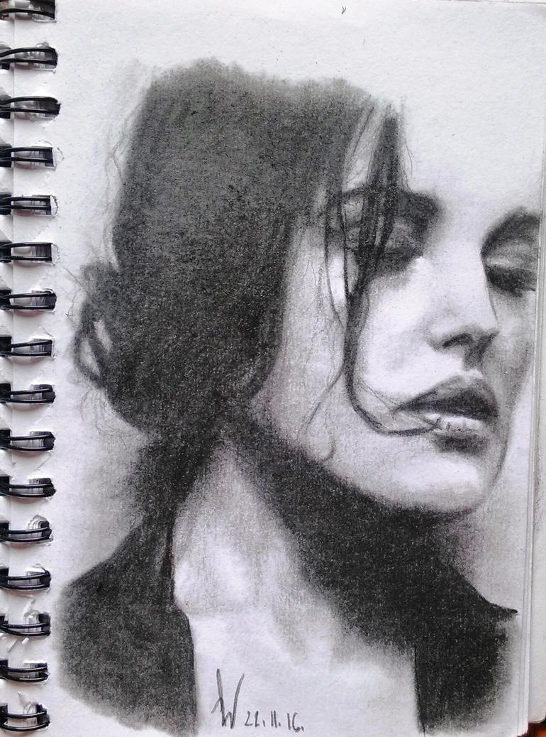 Monica Bellucci by Nnusia