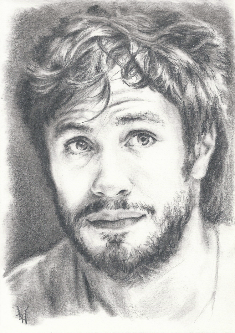 Gael Garcia Bernal by Nnusia