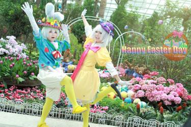 Walt Disney: Happy Easter!!