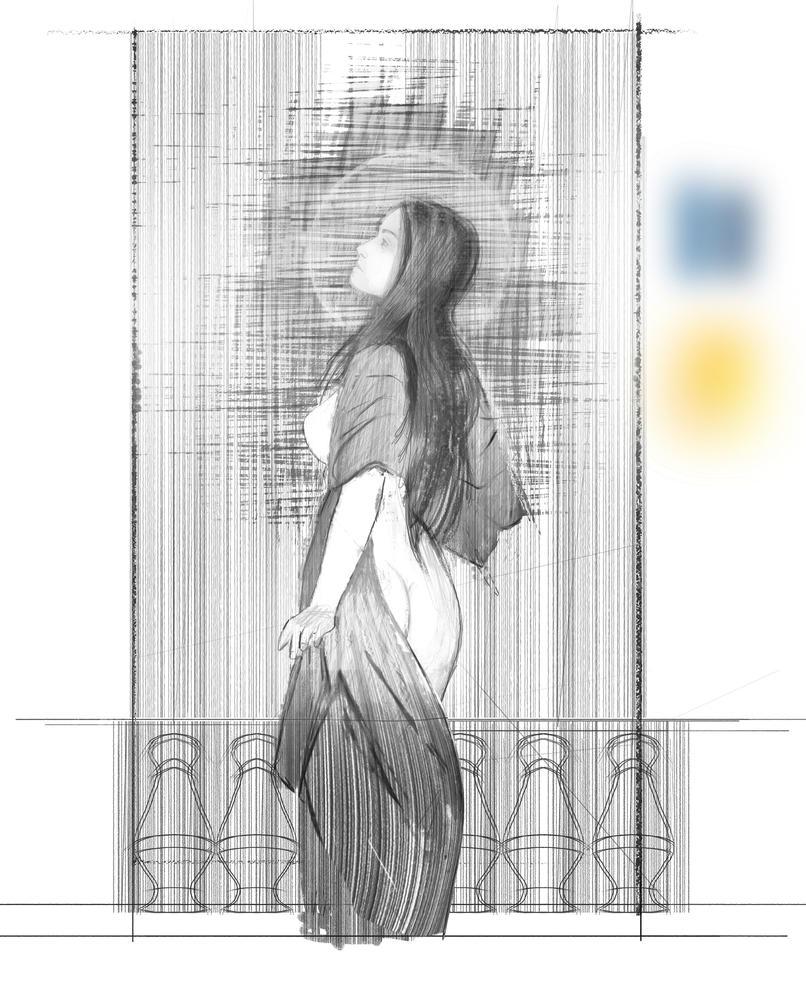 Sketch1 Moonlight by lovelessdevotions
