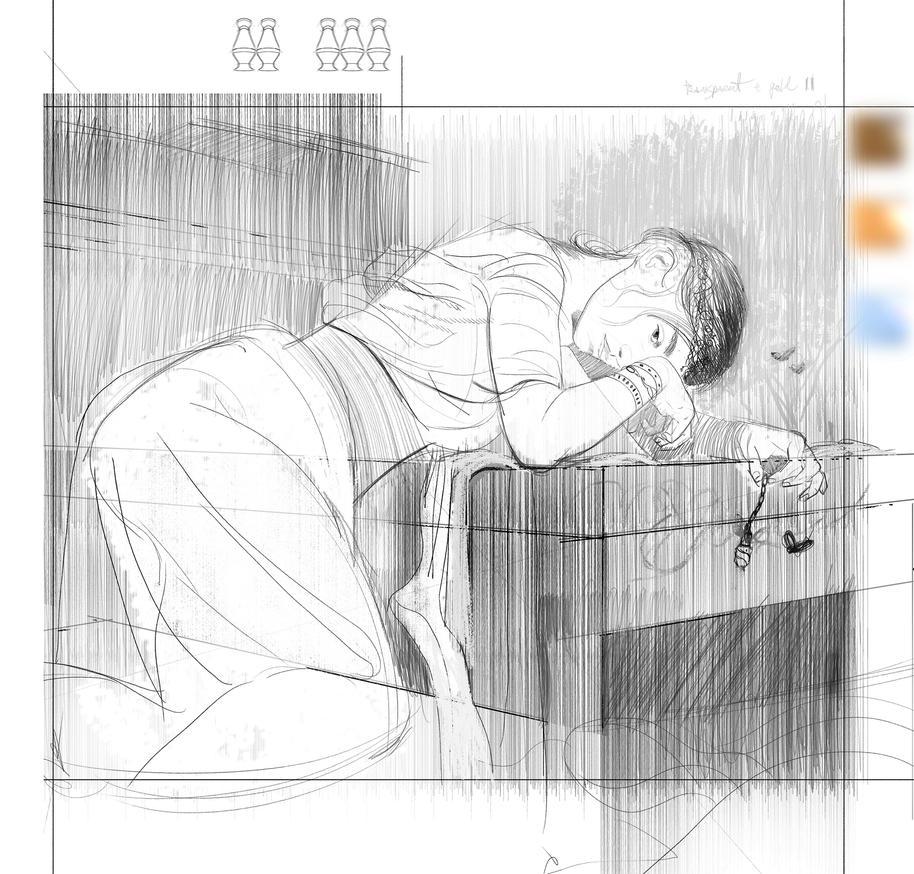 Sketch2 by lovelessdevotions