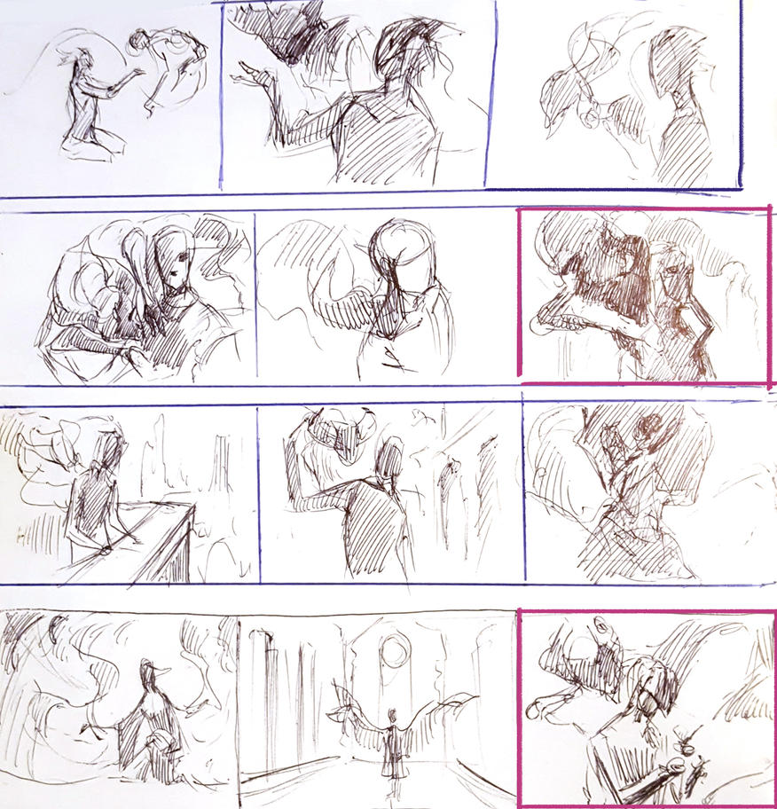 decodingDDs valyavande thumbnails by lovelessdevotions