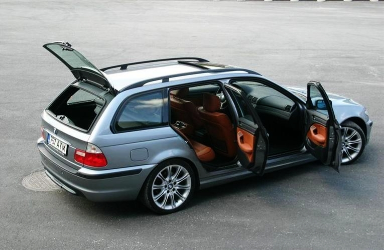 Bmw E46 Touring By Shadowpictures On Deviantart