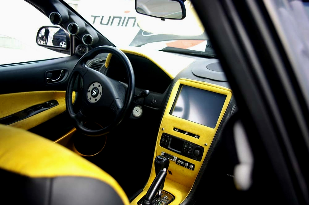 Mitsubishi Galant VR4 Interior by ShadoWpictureS on DeviantArt