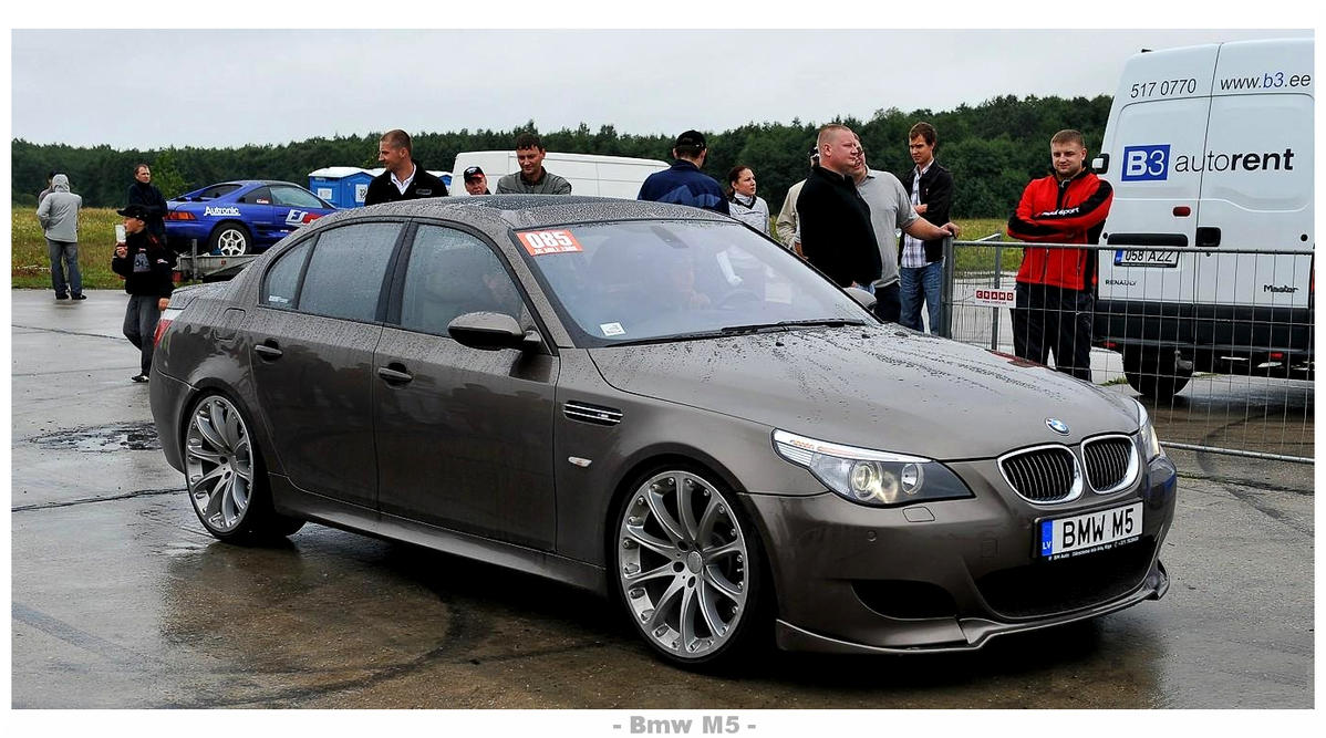 bmw m5 by ShadoWpictureS