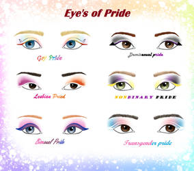 Eyes Of Pirde