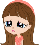 Blythe is crying :(
