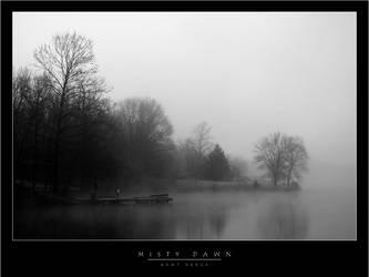 Misty Dawn by wulfster