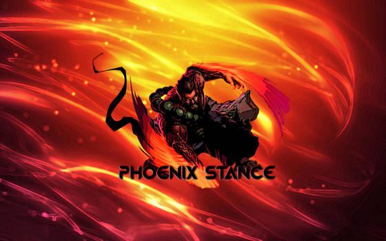 Spirit Guard Udyr Phoenix Stance Wallpaper by Qr-ow