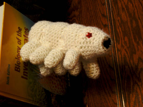 Water Bear Amigurumi