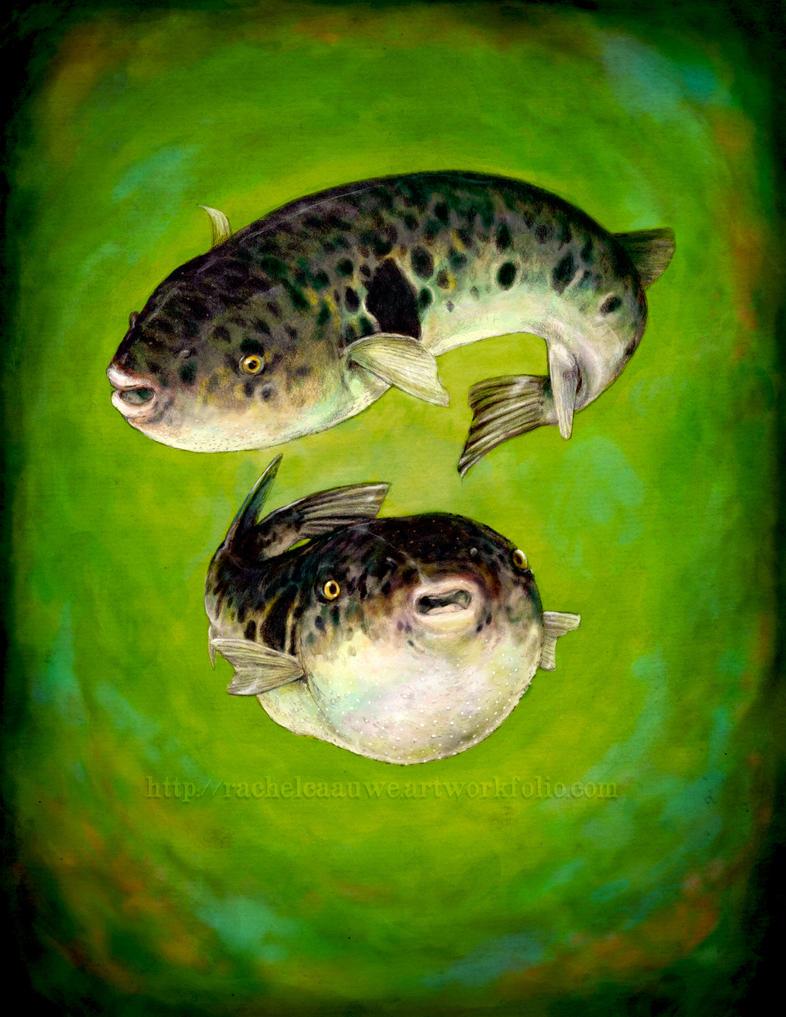 Fugu by Banvivirie