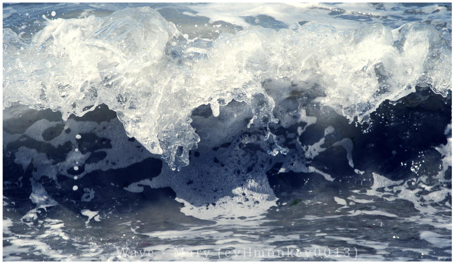 Waves by evilmonkey0013