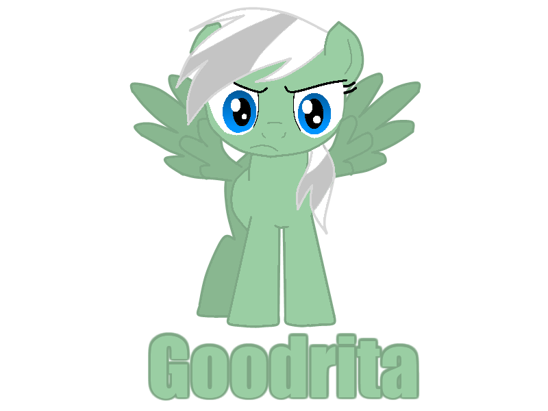 I'm bad with titles, so just have more Spearmint. by Goodrita