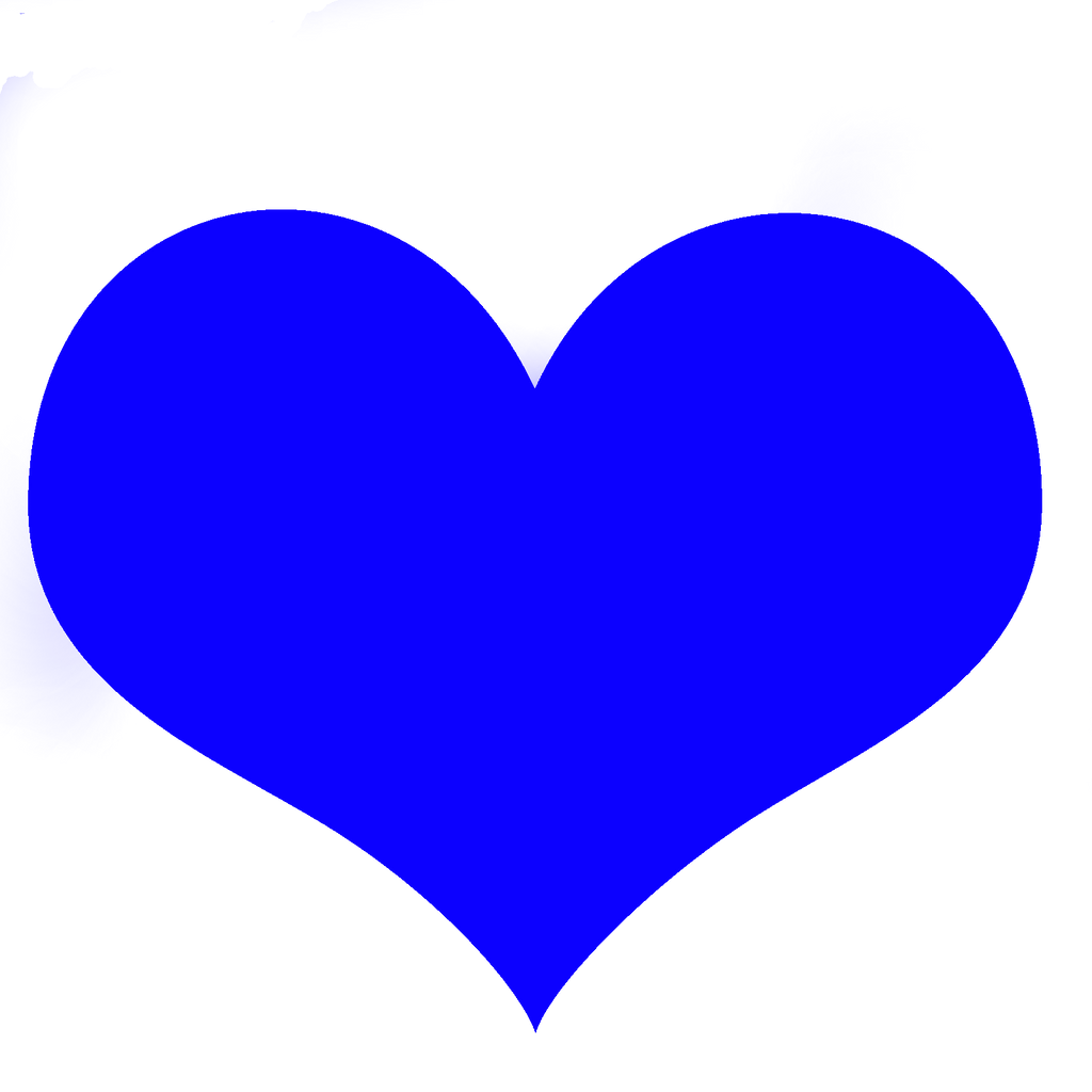 Corazon Png Azul By Eveedtions On Deviantart