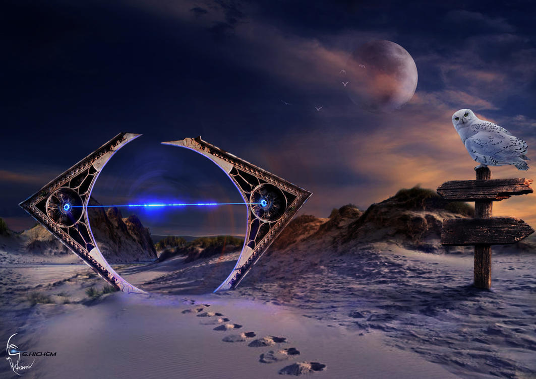 gateway by hguerfi