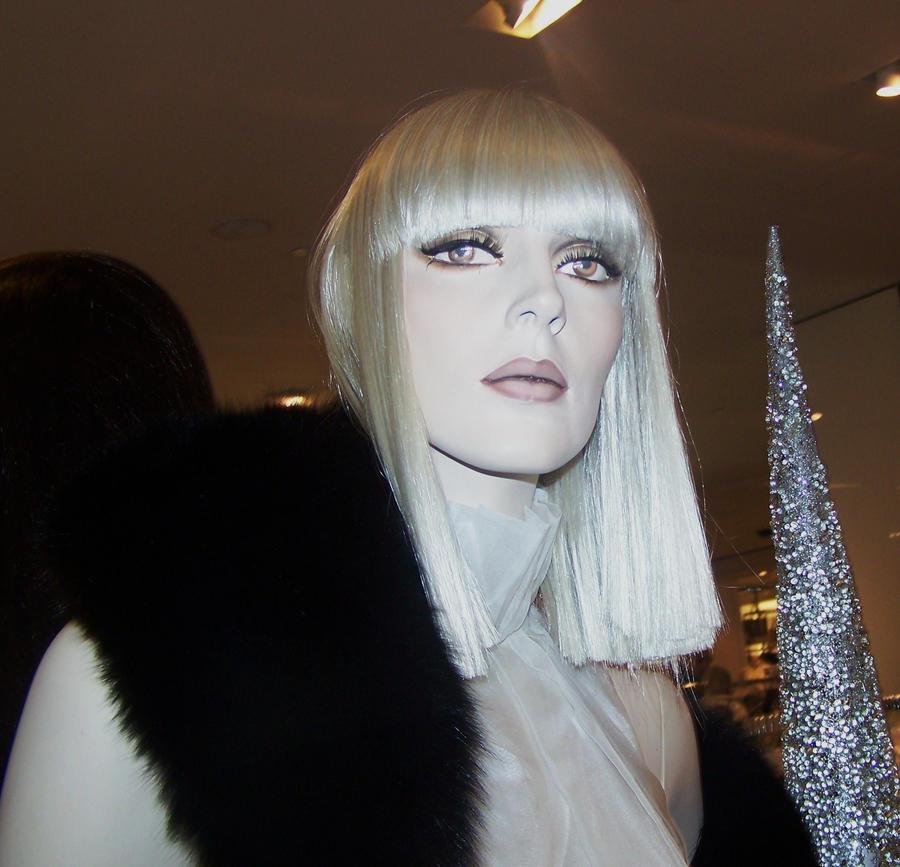 Blonde Beauty by Webdoll