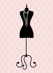 Mannequin Torso by Webdoll