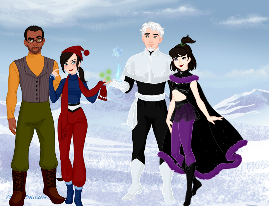 Team Phantom Frozen style by tofy-dei