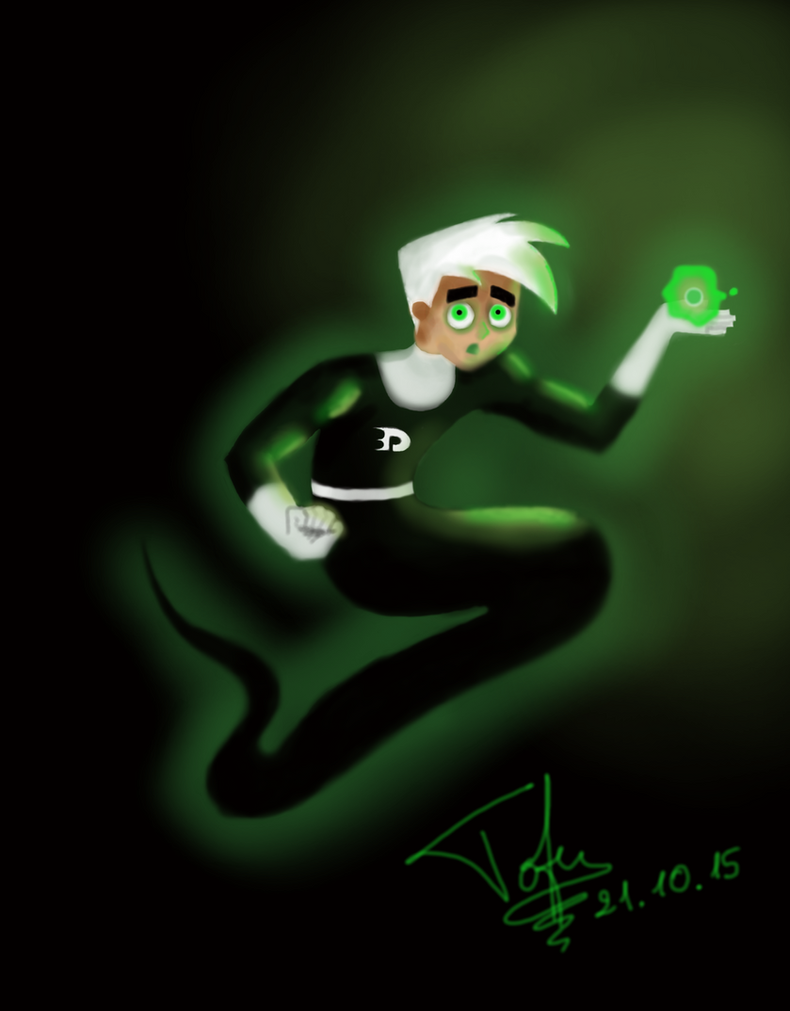 Ghost Lights - Ectober 2015 25th by tofy-dei