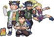 Team 10 Sprites