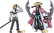 Bleach Sprite Series5 by KingdomTriforce