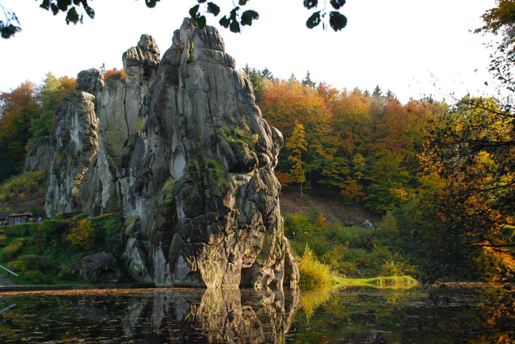 German Autumn by LadyMuffinArt