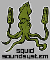 Squid Soundsystem by monstara