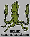 Squid Soundsystem by monstara
