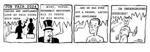 University comics by monstara