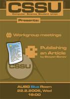 CSSU Poster 3 by monstara