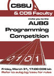 CSSU Programming Competition