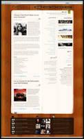 Cool Blog Design Pinkfloyd