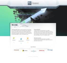 SuperSlick Corporate Design Fr by PsdThemes