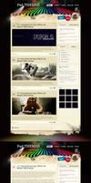 Extraordinary Blog Design