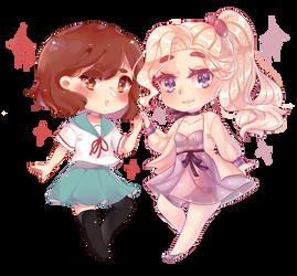 naomi and miel