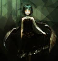 Remilia Scarlet by Ogch