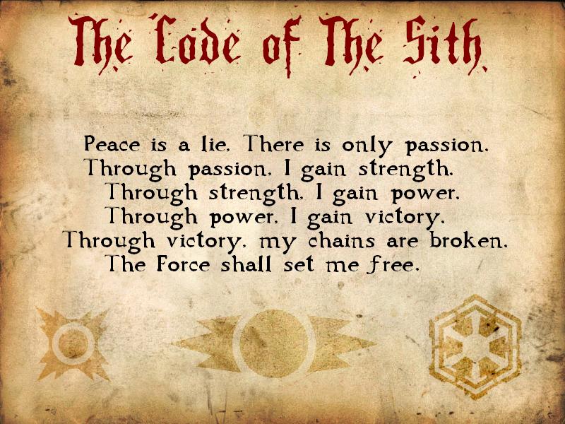 Sith Codex By Ichliebeanime On Deviantart