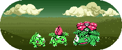 Pokemon 1-3 by quietlikeafox