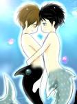 Romance under the sea