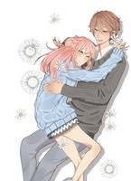 hUG ME by hana-e