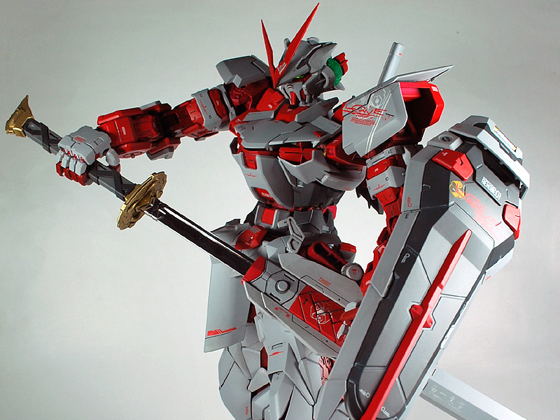PG Red Astray 03 by STR1KU