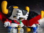 Voltron Dunny 8 inch pic1
