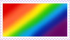 Rainbow STAMP by bizrat