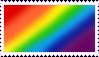 Rainbow STAMP by bizrat