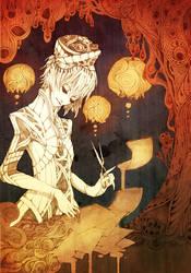 The Lantern Prince by Toonikun