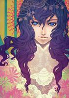 violet by Toonikun