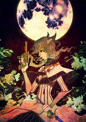 Huntress by Toonikun