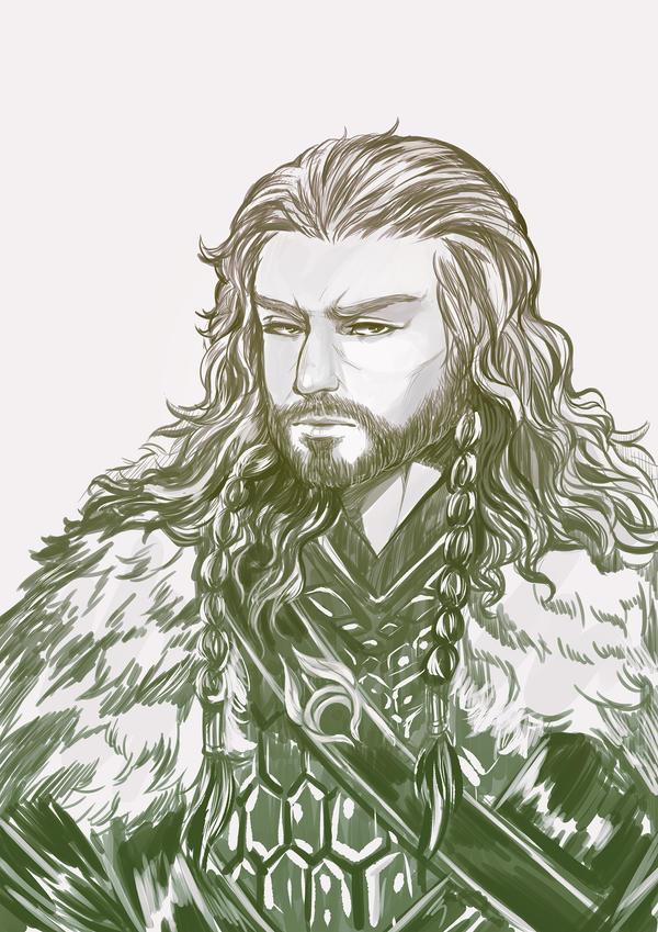Thorin by Toonikun