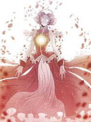 Rose bride by Toonikun