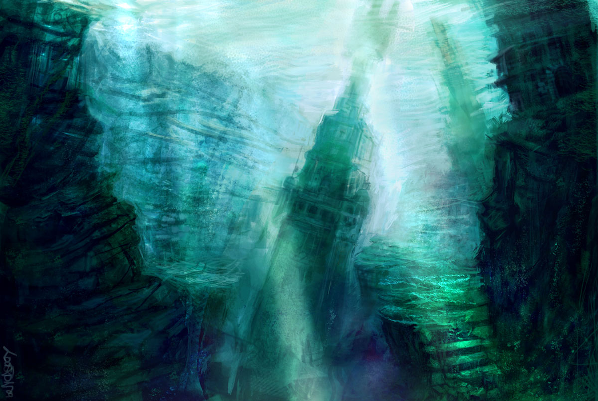 Atlantisrise by Beezul